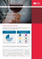 Trimbos, alcohol en ouderen, 2017 factsheet